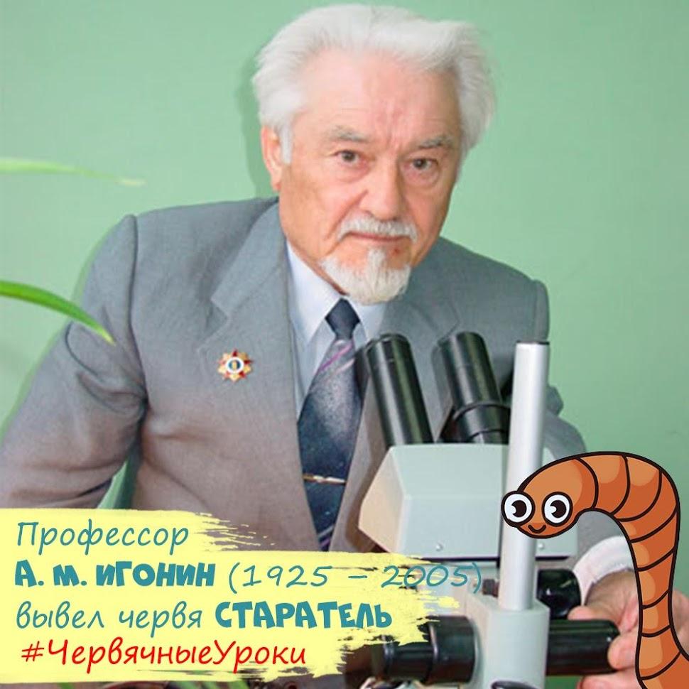 А.М.Игонин